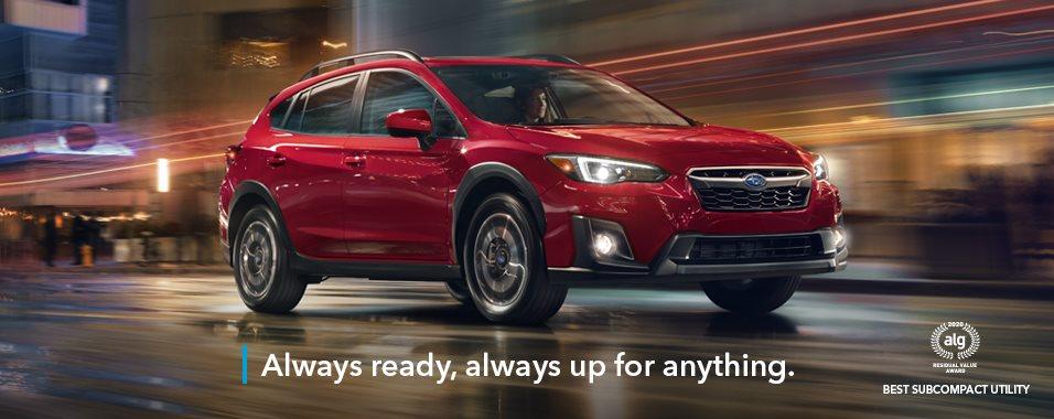 Subaru Crosstrek for sale in Newmarket Ontario