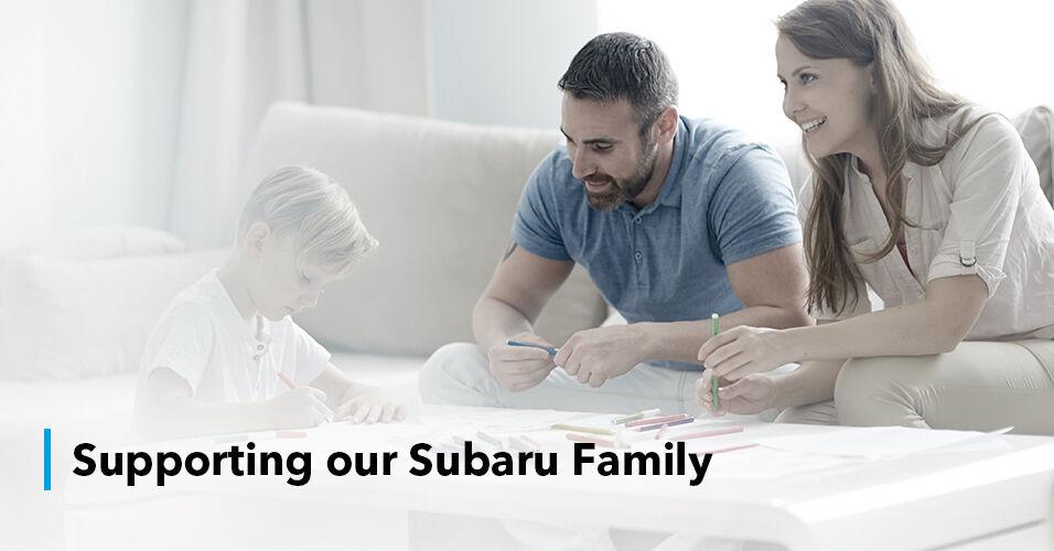 Subaru Payment Assistance