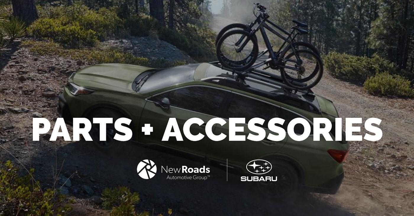 Subaru Parts and Accessories