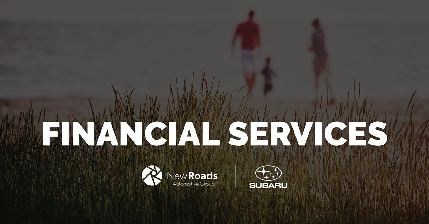 Subaru Finance and Leasing