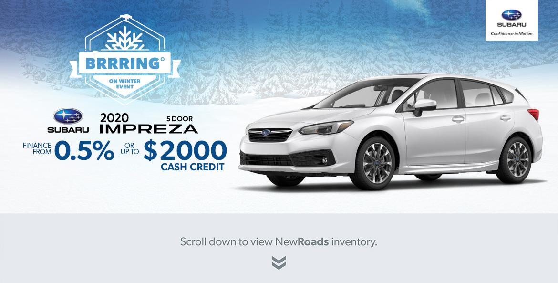 Subaru Impreza for sale in Newmarket