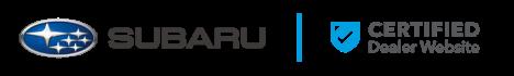 Subaru Certified Dealer Website