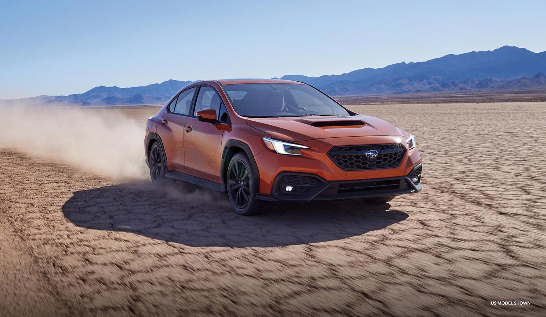 2022 Subaru WRX in Canada